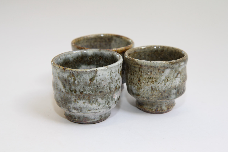 3 Large Guinomi Cups