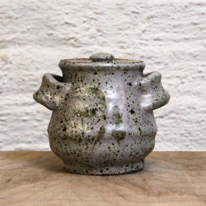 Lidded Jar – Small