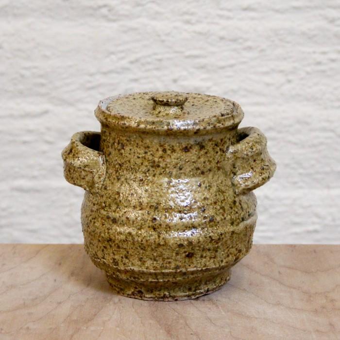 Lidded Jar – Medium