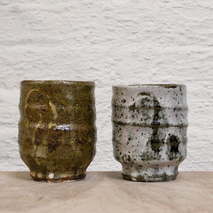 2 Yunomi Cups