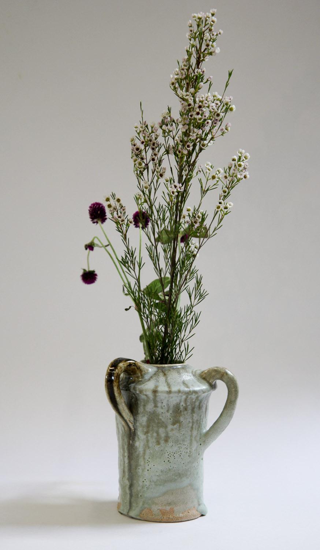 Handled Vase